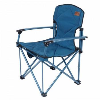 Элитное складное Кресло Camping World Dreamer Chair blue (4.8 кг. чехол. мягкое - купить (заказать), узнать цену - Охотничий супермаркет Стрелец г. Екатеринбург
