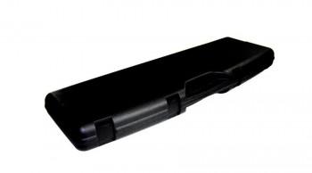 Кейс оружейный Megaline 118х35х11 Black (пластик, 4 клипсы) - купить (заказать), узнать цену - Охотничий супермаркет Стрелец г. Екатеринбург