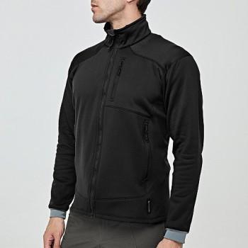 Куртка флисовая муж K3 Антрацит - купить (заказать), узнать цену - Охотничий супермаркет Стрелец г. Екатеринбург