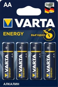 Э/п Varta 4106.213.414 Energy LR6/316 BL4 - купить (заказать), узнать цену - Охотничий супермаркет Стрелец г. Екатеринбург