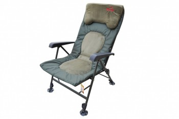 Кресло Tramp  ELITE (зеленый) TRF-043 - купить (заказать), узнать цену - Охотничий супермаркет Стрелец г. Екатеринбург