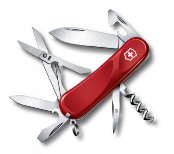 Нож Victorinox Evolution 14 2.3903.E - купить (заказать), узнать цену - Охотничий супермаркет Стрелец г. Екатеринбург