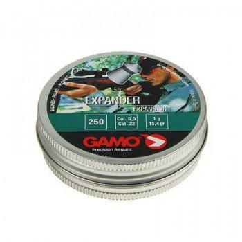 Пуля Gamo Expander, кал. 5,5 мм., (250 шт.) - купить (заказать), узнать цену - Охотничий супермаркет Стрелец г. Екатеринбург