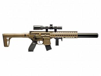 SIG Sauer MCX 4.5 мм винтовка MCX-177-FDE-S - купить (заказать), узнать цену - Охотничий супермаркет Стрелец г. Екатеринбург