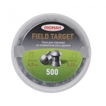 Пуля Люман Field Target, 0,55 г. 4,5 мм. (500 шт.) - купить (заказать), узнать цену - Охотничий супермаркет Стрелец г. Екатеринбург