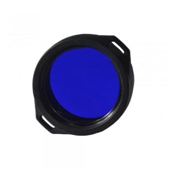 Фильтр для фонаря синий Armytek blue filter  AF-39 (Predator/Viking) - купить (заказать), узнать цену - Охотничий супермаркет Стрелец г. Екатеринбург