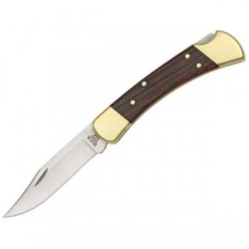 Нож Buck B0110BRS Folding Hunter 420 HC складной - купить (заказать), узнать цену - Охотничий супермаркет Стрелец г. Екатеринбург