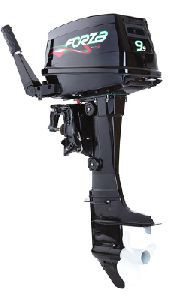 Мотор лодочный подвесной Forza T9,9BMS - купить (заказать), узнать цену - Охотничий супермаркет Стрелец г. Екатеринбург