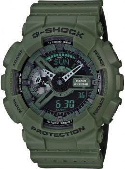 Часы CASIO G-SHOCK GA-110LP-3A - купить (заказать), узнать цену - Охотничий супермаркет Стрелец г. Екатеринбург