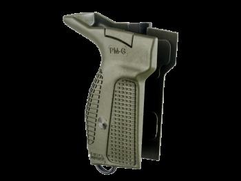 Рукоятка для пистолета Макарова (зеленая) для правши  fx-pmgg - купить (заказать), узнать цену - Охотничий супермаркет Стрелец г. Екатеринбург