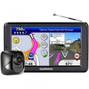 Навигатор Garmin Nuvi 2585 LTR GPS TV видеорегистратор - купить (заказать), узнать цену - Охотничий супермаркет Стрелец г. Екатеринбург