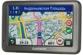 Навигатор Garmin Nuvi 2495LT GPS-Glonass Russia - купить (заказать), узнать цену - Охотничий супермаркет Стрелец г. Екатеринбург