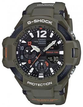 Часы CASIO GA-1100KH-3A - купить (заказать), узнать цену - Охотничий супермаркет Стрелец г. Екатеринбург