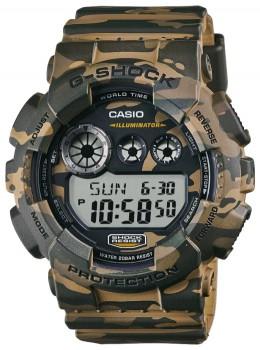 Часы CASIO G-SHOCK GD-120CM-5E - купить (заказать), узнать цену - Охотничий супермаркет Стрелец г. Екатеринбург