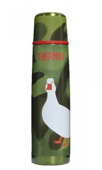 Термос Thermos FBB 1000 w/Goose 1L - купить (заказать), узнать цену - Охотничий супермаркет Стрелец г. Екатеринбург