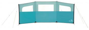Ветрозащитная панель с окнами Easy Camp Great Wall Aqua 400x150 - купить (заказать), узнать цену - Охотничий супермаркет Стрелец г. Екатеринбург
