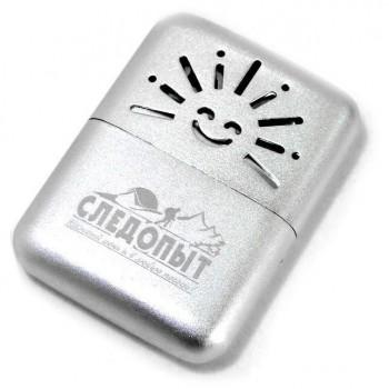 Грелка каталитическая для рук СЛЕДОПЫТ, малая - купить (заказать), узнать цену - Охотничий супермаркет Стрелец г. Екатеринбург