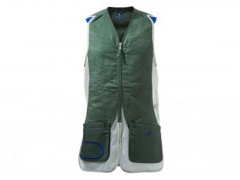 Жилет Beretta DT11 Shooting Vest Green GT011/2113/079E - купить (заказать), узнать цену - Охотничий супермаркет Стрелец г. Екатеринбург