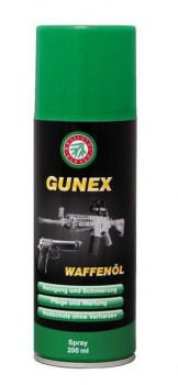 Масло Ballistol Gunex 2000 spray 200мл - купить (заказать), узнать цену - Охотничий супермаркет Стрелец г. Екатеринбург