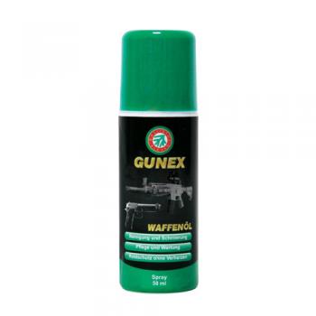 Масло Ballistol Gunex 2000 spray 50мл - купить (заказать), узнать цену - Охотничий супермаркет Стрелец г. Екатеринбург