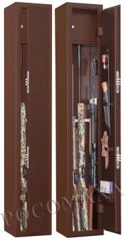 Шкаф оружейный Росомаха цвет медный - купить (заказать), узнать цену - Охотничий супермаркет Стрелец г. Екатеринбург