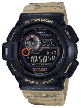 Часы CASIO GW-9300DC-1E - купить (заказать), узнать цену - Охотничий супермаркет Стрелец г. Екатеринбург