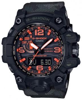 Часы CASIO GWG-1000MH-1A - купить (заказать), узнать цену - Охотничий супермаркет Стрелец г. Екатеринбург