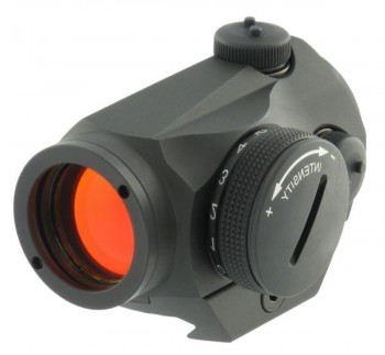 Прицел Aimpoint Micro H-1(2) под Weaver коллиматор - купить (заказать), узнать цену - Охотничий супермаркет Стрелец г. Екатеринбург