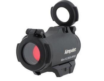 Прицел Aimpoint Micro H-2 с кронштейном для п/а карабинов - купить (заказать), узнать цену - Охотничий супермаркет Стрелец г. Екатеринбург
