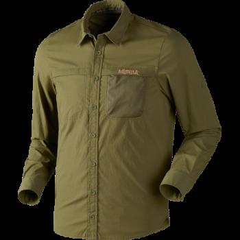 Рубашка Harkila Herlet Tech Rifle Green - купить (заказать), узнать цену - Охотничий супермаркет Стрелец г. Екатеринбург