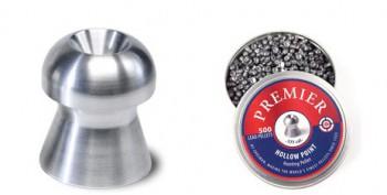 Пуля Crosman Premier Hollow Point, 4,5 мм., 7,9 гран 500 шт. - купить (заказать), узнать цену - Охотничий супермаркет Стрелец г. Екатеринбург