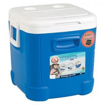 Контейнер изотермический Igloo Ice Cube 48 пластик - купить (заказать), узнать цену - Охотничий супермаркет Стрелец г. Екатеринбург