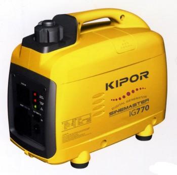 Электростанция бензиновая KIPOR IG770 - купить (заказать), узнать цену - Охотничий супермаркет Стрелец г. Екатеринбург