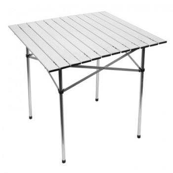 Стол складной  70x70 см алюминиевый, в чехле из полиэстера / 4 - купить (заказать), узнать цену - Охотничий супермаркет Стрелец г. Екатеринбург