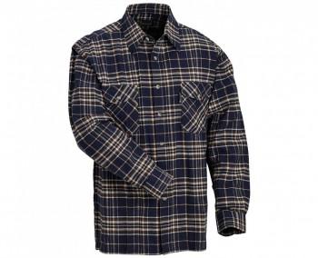 Рубашка фланелевая Хэрьедален цвет синий - купить (заказать), узнать цену - Охотничий супермаркет Стрелец г. Екатеринбург