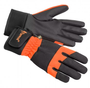 Перчатки HUNTER EXTREME цвет Orange/Black - купить (заказать), узнать цену - Охотничий супермаркет Стрелец г. Екатеринбург