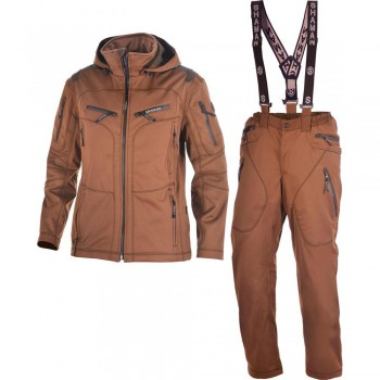 Костюм CONDOR коричневый / BROWN - купить (заказать), узнать цену - Охотничий супермаркет Стрелец г. Екатеринбург
