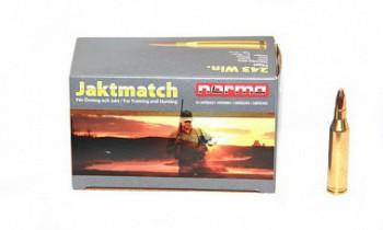 Патрон к.243 Win 6,2гр FMJ Jaktmatch Norma 1шт - купить (заказать), узнать цену - Охотничий супермаркет Стрелец г. Екатеринбург