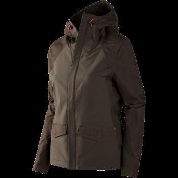 Куртка Harkila Jerva Lady Shadow Brown - купить (заказать), узнать цену - Охотничий супермаркет Стрелец г. Екатеринбург