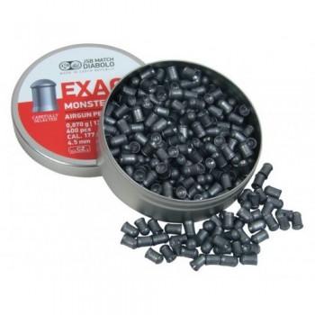 Пуля пневматическая JSB Monster калибр 4,52 мм (упаковка 400 шт) - купить (заказать), узнать цену - Охотничий супермаркет Стрелец г. Екатеринбург