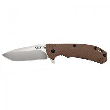 Нож Zero Tolerance K0561 сталь Elmax коричневая рукоять G10  - купить (заказать), узнать цену - Охотничий супермаркет Стрелец г. Екатеринбург