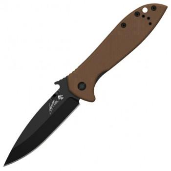Нож складной Kershaw/Emerson K6054BRNBLK CQC-4K  - купить (заказать), узнать цену - Охотничий супермаркет Стрелец г. Екатеринбург