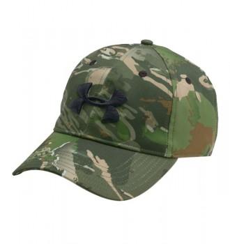 Кепка Under Armour Camo CAP 2.0 1300472-943 - купить (заказать), узнать цену - Охотничий супермаркет Стрелец г. Екатеринбург