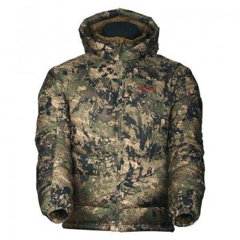 Куртка Sitka Kelvin Down Hoody Ground Forest - купить (заказать), узнать цену - Охотничий супермаркет Стрелец г. Екатеринбург