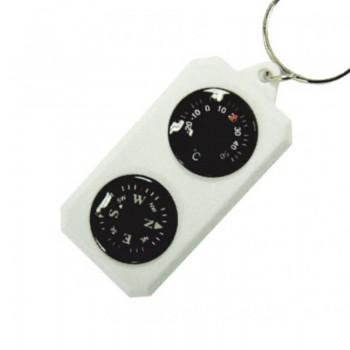 Компас-брелок с термометром - купить (заказать), узнать цену - Охотничий супермаркет Стрелец г. Екатеринбург