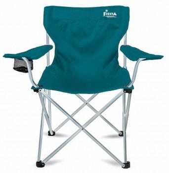 Кресло складное Fiesta Companion цвет синий - купить (заказать), узнать цену - Охотничий супермаркет Стрелец г. Екатеринбург
