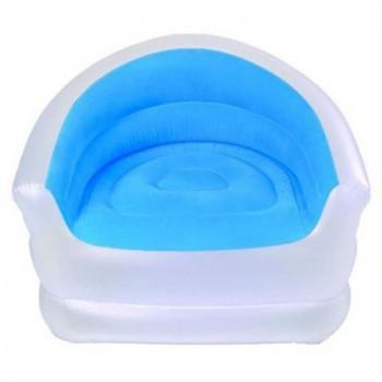 Кресло Relax Easigo Colour-Splash Lounge Chair 94х83х76 сине-белое - купить (заказать), узнать цену - Охотничий супермаркет Стрелец г. Екатеринбург