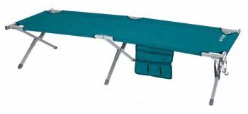 Кровать складная Fiesta Camilla, цвет синий - купить (заказать), узнать цену - Охотничий супермаркет Стрелец г. Екатеринбург