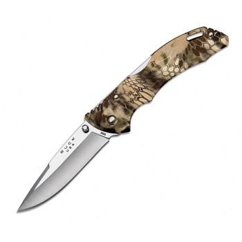 Нож Buck B0286CMS26 Bantam Kryptek Highlander -складной - купить (заказать), узнать цену - Охотничий супермаркет Стрелец г. Екатеринбург