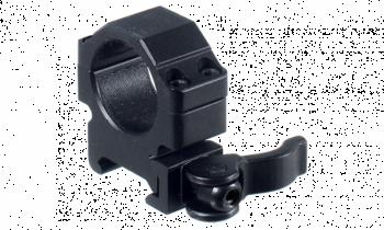 Кольца Leapers UTG 25,4 мм быстросъемные на Picatinny низкие - купить (заказать), узнать цену - Охотничий супермаркет Стрелец г. Екатеринбург